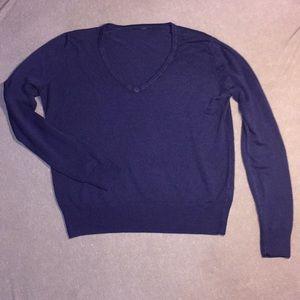 Marks & Spencer dark blue sweater